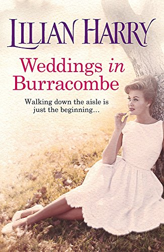 Weddings in Burracombe book cover