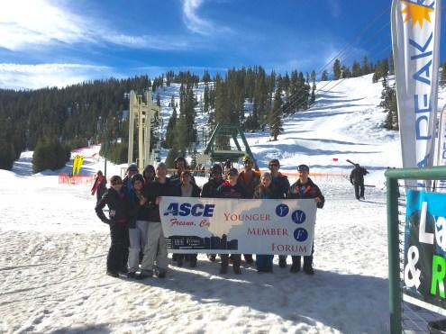 China Peak Ski Trip