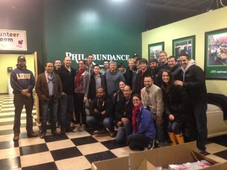 Philabundance group