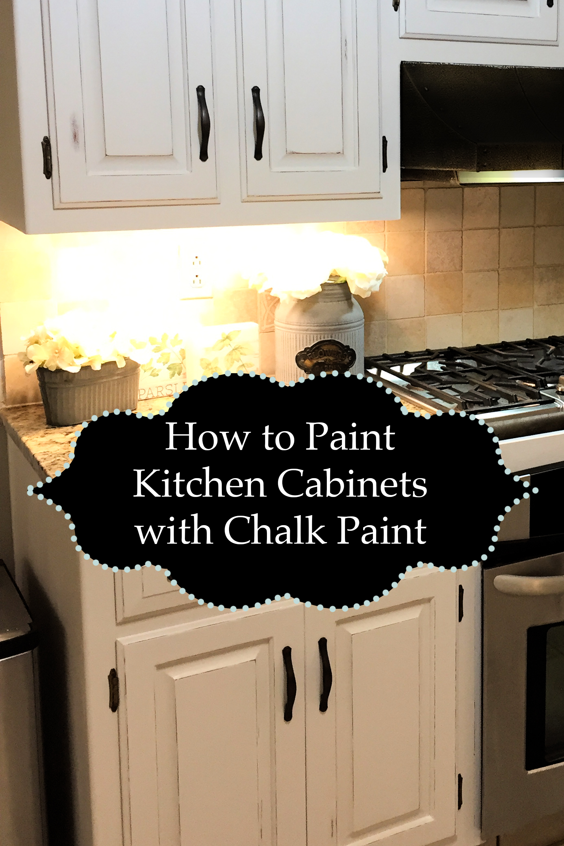 Painting Kitchen Cabinets With Chalk Paint The Kelly Homestead