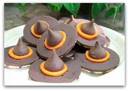 witch hats food craft