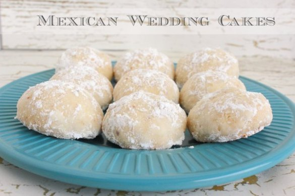 Mexican Wedding Cookies   The Kennedy Adventures