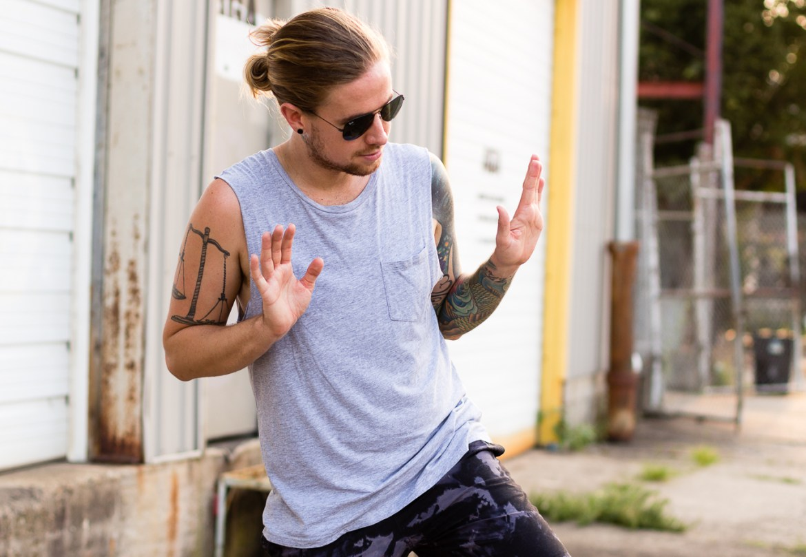 obey clothing, h&m, love win, how to wear tie-dye, mens fashion