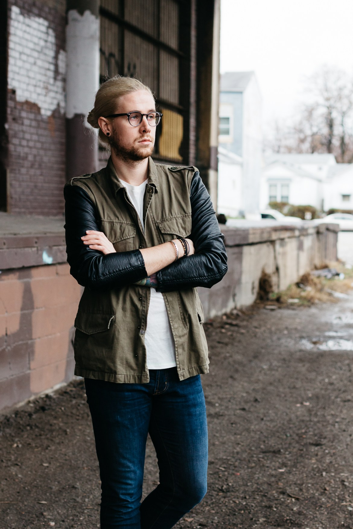 five four clothing, big star denim, mens utility jacket, global warming, mens life and style blog