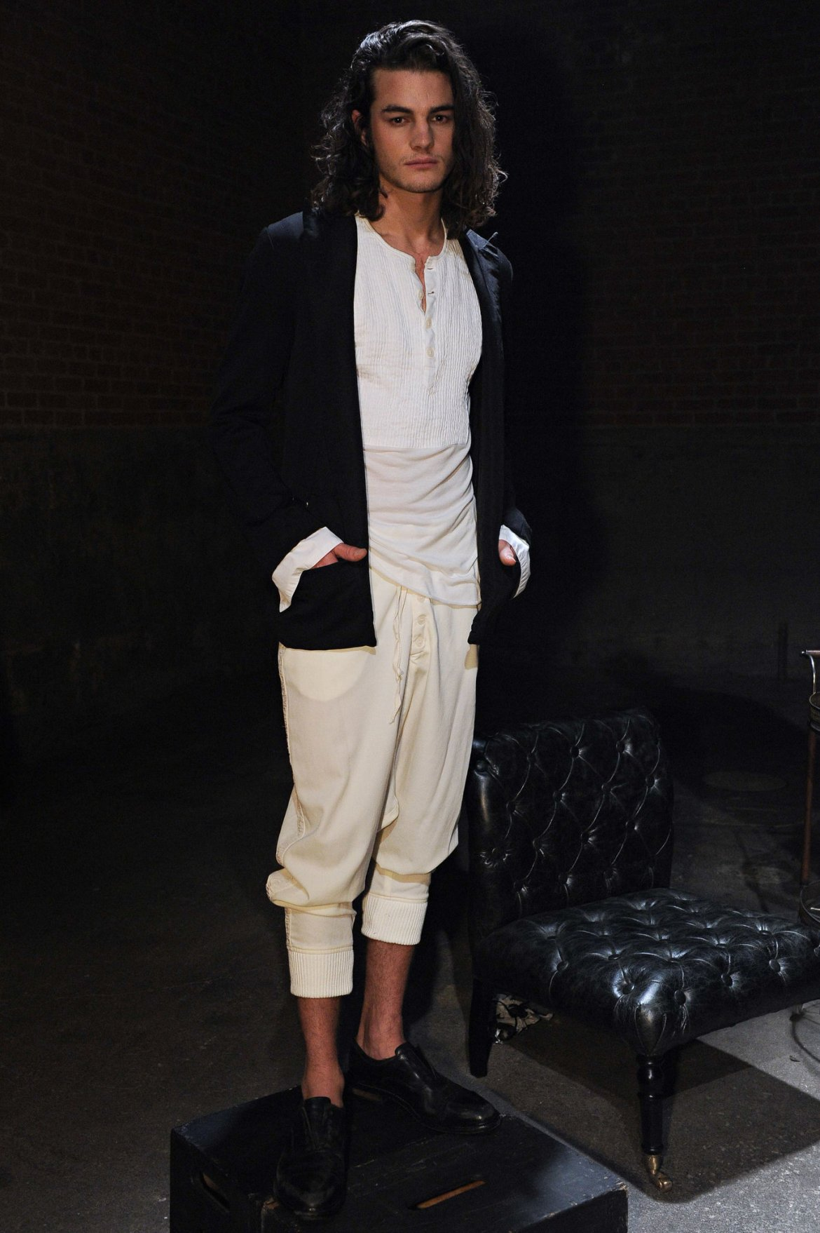 nyfwm, new york fashion week, new york fashion week mens, fashion week mens, billy reid