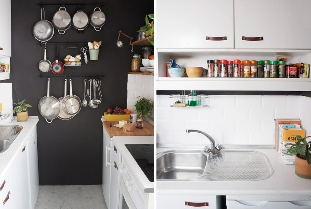 diy kitchen hacks, kitchen designs by emily henderson, style by emily henderson, louisville kentucky