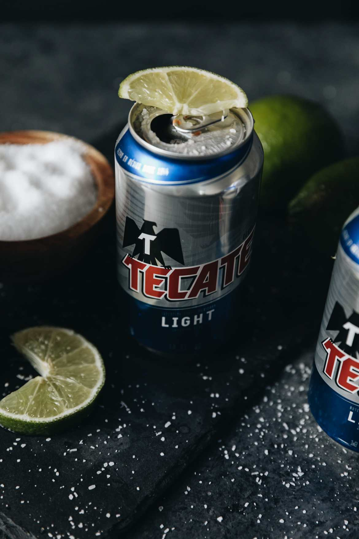 tecate light can