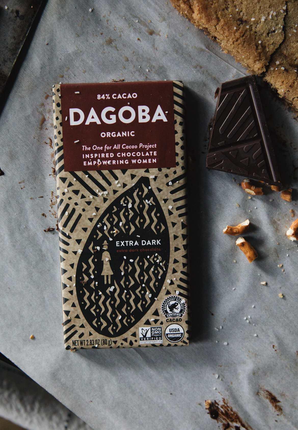 dagoba dark chocolate target