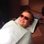 My dental superstar!