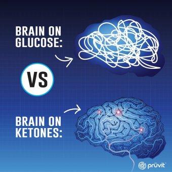 brain on ketones