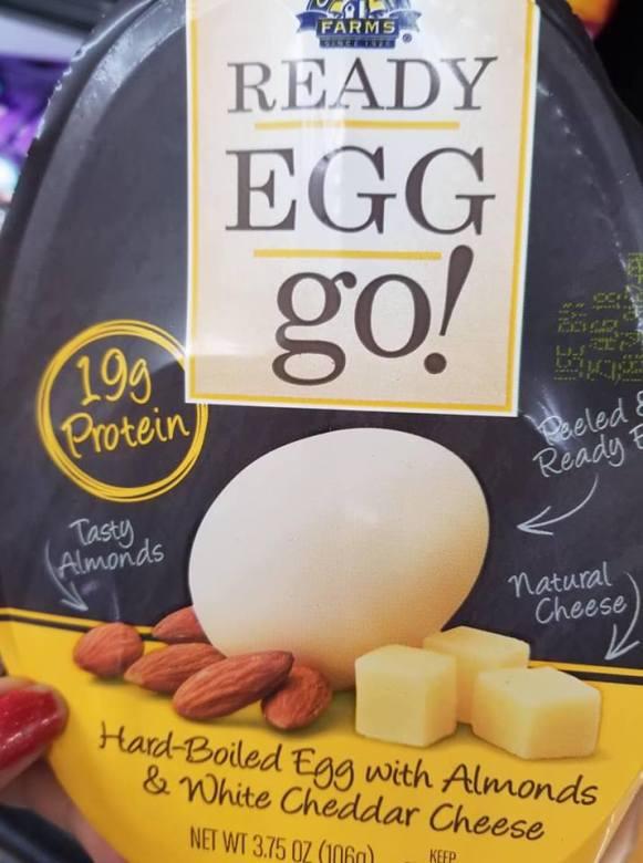 Keto Egg Snack
