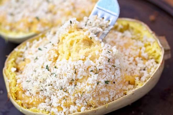 20_Keto_Low_Carb_Holiday_Recipes_Mac_n_Cheese_Spaghetti_Squash