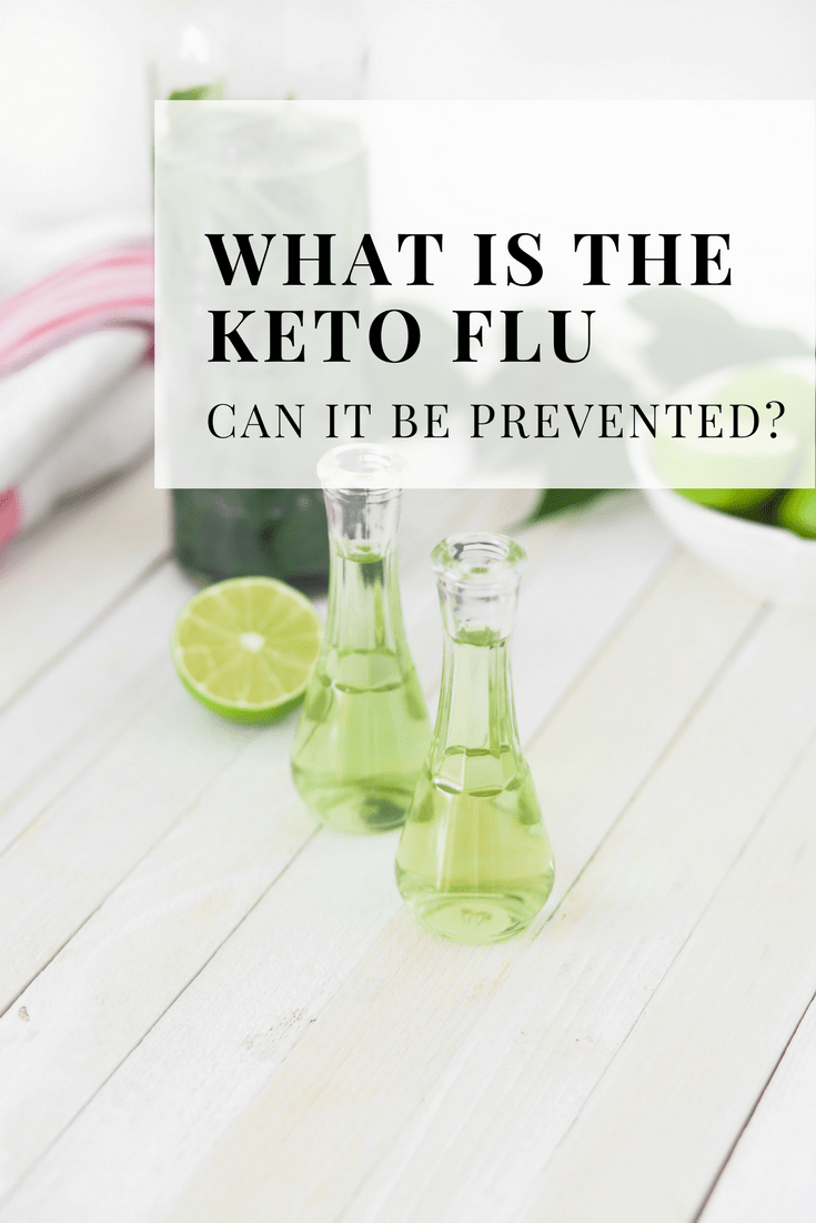 Many people do a ton of research before starting a keto diet and many decide to not even start a ketogenic diet because they are afraid of getting the keto flu…don't let this be you.