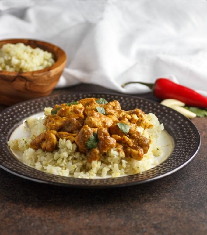Chicken-Korma