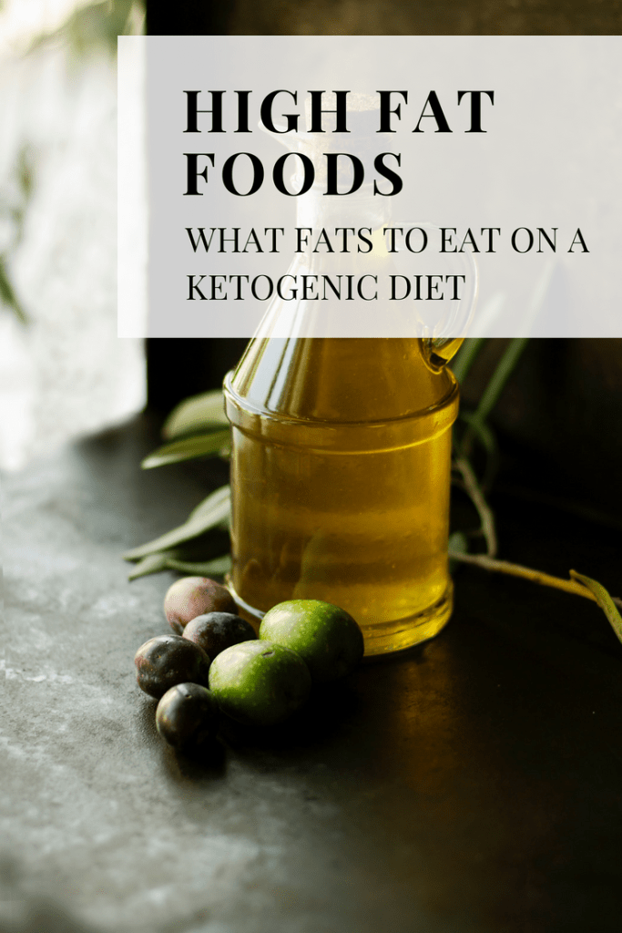 High Fat Foods for Keto - The fatty details you need to know. What are good fats for a ketogenic diet? What fats can I eat on keto? What fats are good for ketosis? Is saturated fat good for you? Are fatty foods good on keto? What are healthy fats for keto?