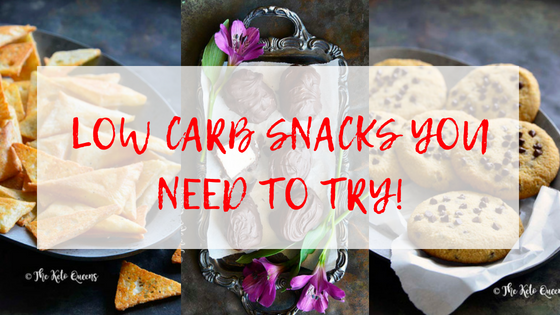 The Best Low Carb Snacks You Need to Try. Low Carb snacks can help make the transition from a Standard American Diet to a Keto Diet just a tad bit easier.
