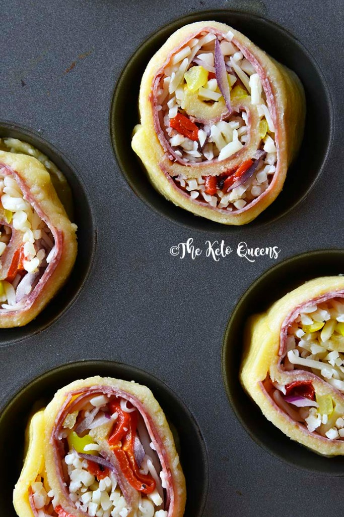 Salami And Cheese Pinwheels Great For Lunch Amp Appetizers