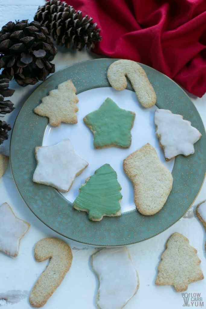 low carb yum sugar cookie recipe