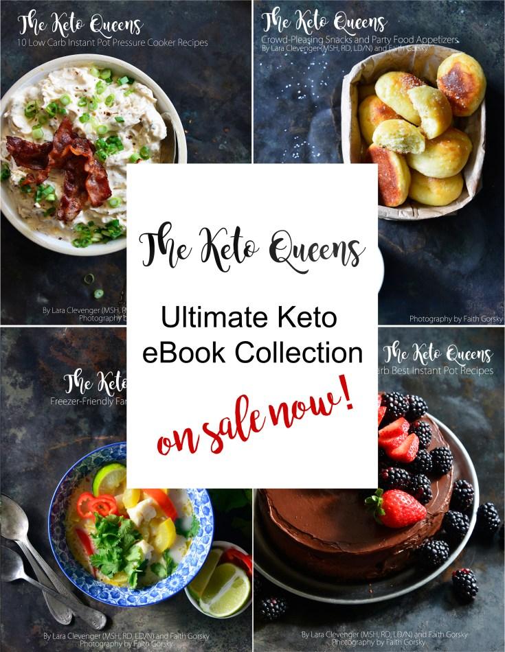 Ultimate Keto Diet Ebook Bundle
