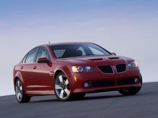 Pontiac-G8