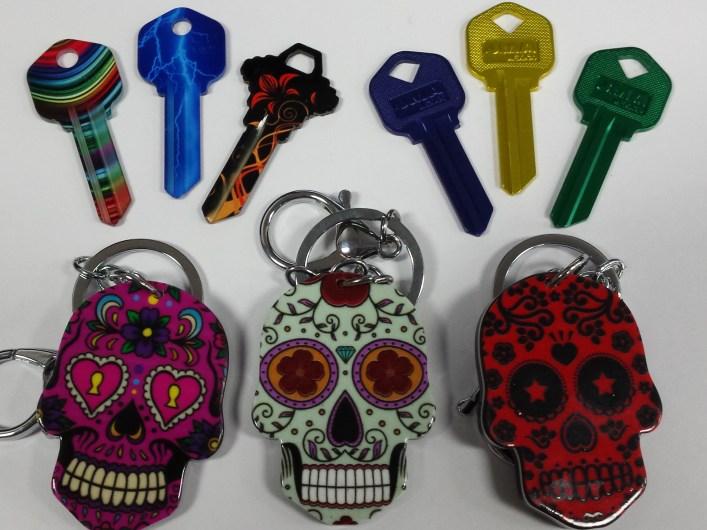 The Key Crew - New Items