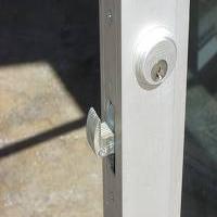 commercial door locks changed