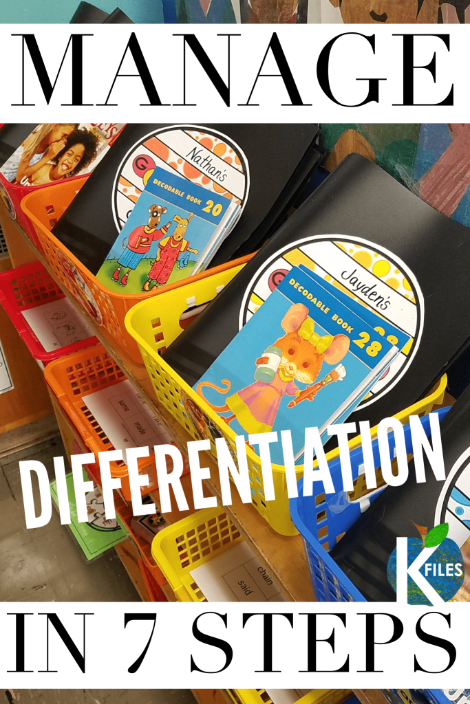 Differentiate your Word Study groups (with or without Words Their Way)! Make your planning, organization, routine & implementation of differentiated Word Study and Spelling groups much easier! Your Daily 5 literacy centers and rotations or stations will run smoothly as your students will be focused on meeting their spelling & phonics goals. This resource has a Rock Star and Spelling Super Star theme that motivates students. #wordstheirway #phonics #literacy #firstgrade