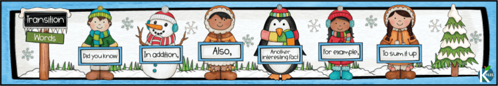 This Winter Writing Center has 28 winter and Christmas writing prompts and papers. Using the writing mentor text: The Important Book, your students will learn proper paragraph structure. If you are looking for ideas, activities and a bulletin board that will encourage your kindergarten, first or second graders to write... using a topic sentence, details and a closing sentence then you need these writing strategies in your resource file! I've used this teaching method for 10 years and it works!