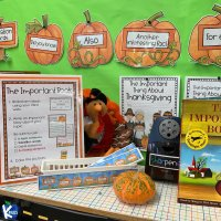 4 Thanksgiving Activities for the Classroom
