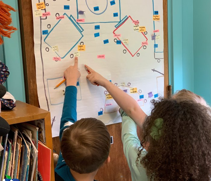 The Benefits of Creating a Classroom Map
