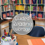 Guided Reading Storage