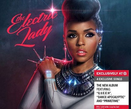 Janelle Monae is The Electric Lady