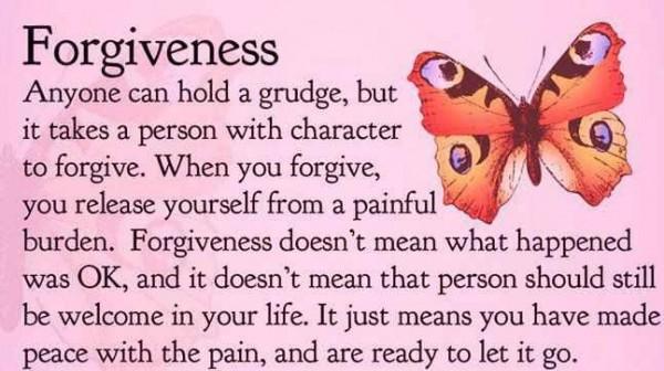 Forgiveness Friday   The Conversation