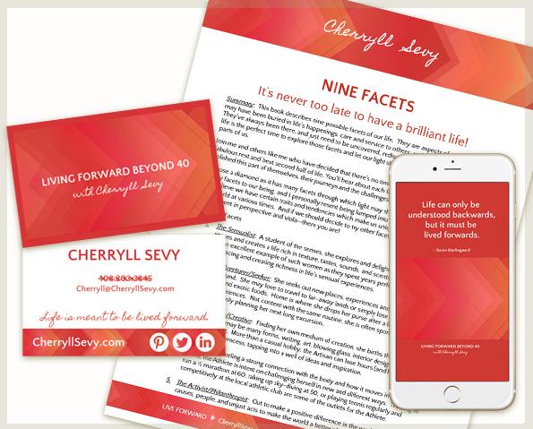 Living Forward with Cherryll Sevy
