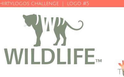 January Design Challenge | #ThirtyLogos | Logo #5