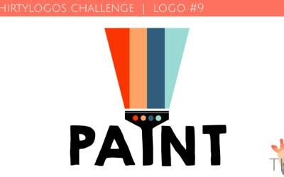 January Design Challenge | #ThirtyLogos | Logo #9