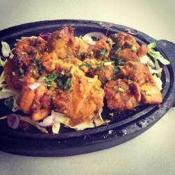 Saffron Chicken Tikka