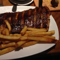 Baby Back BBQ Pork Ribs