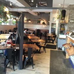 Ribs & Burgers Interior 3