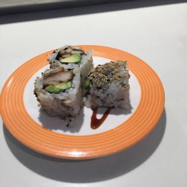 Teriyaki Chicken and Avocado