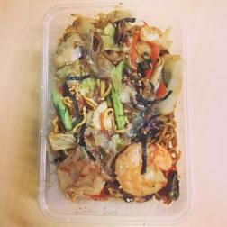 Seafood Yaki-Soba