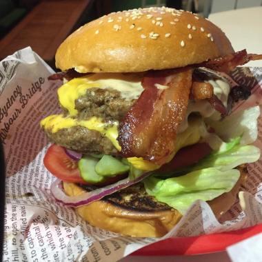 Double J Burger