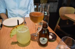 Kombucha and Mocktail