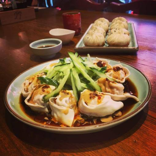 Dumplings and Wontons