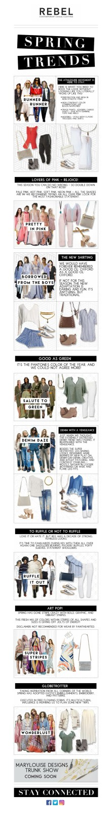 S/S '17 Trends Email