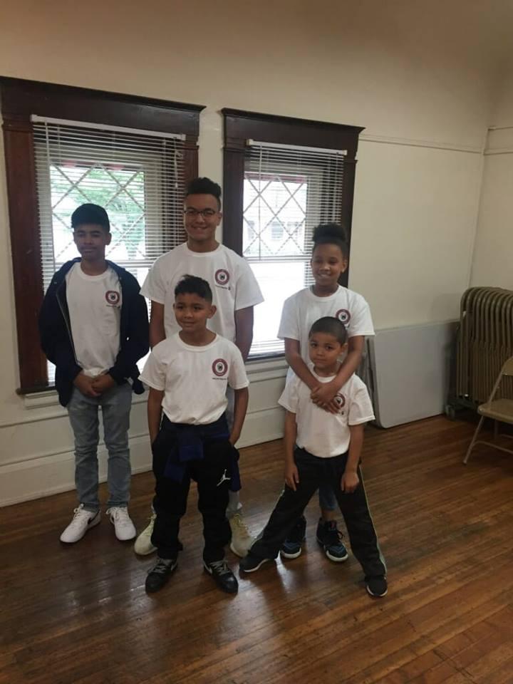 Photo of kids The Kia Foundation