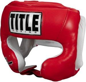 Top Kickboxing Helmet