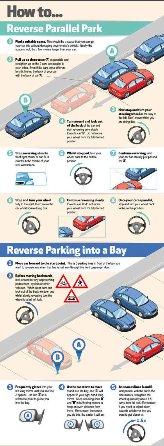 how to park