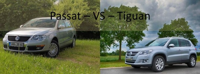 Kicker Temp VW Passat vs Tiguan