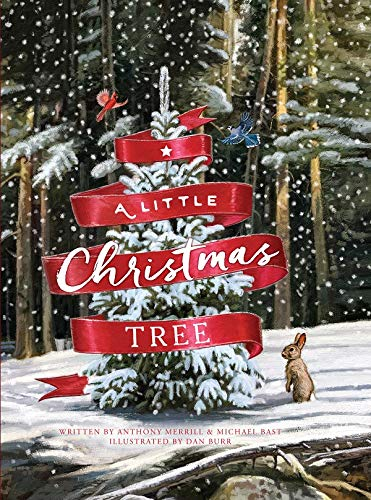 A Little Christmas Tree - one of the Best Christmas Picture Books